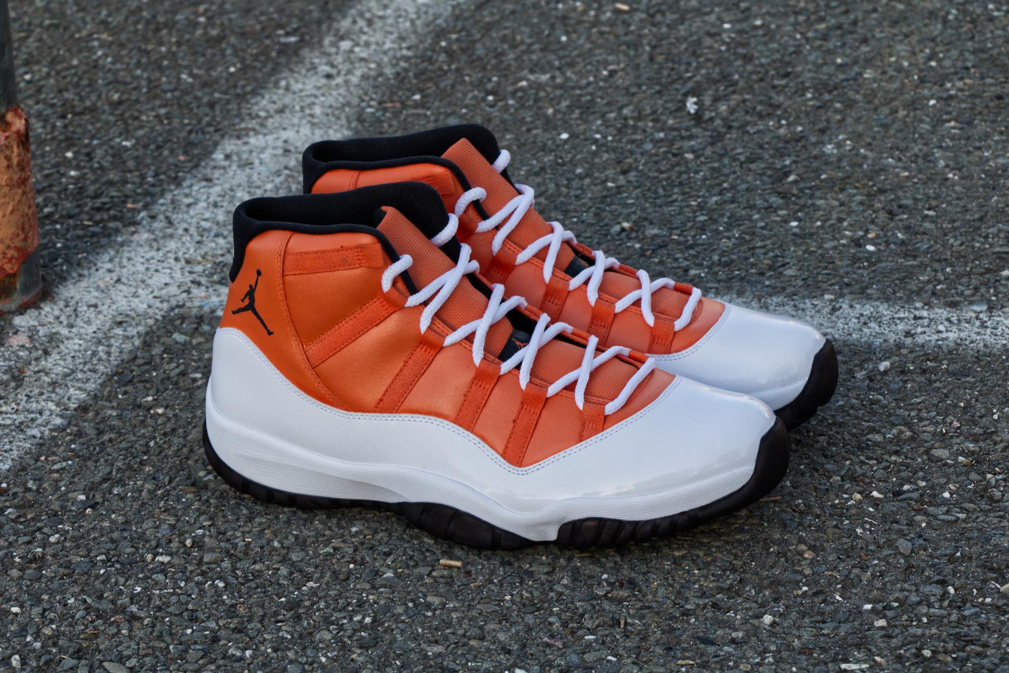 Shattered Backboard Nike Air Jordan 11